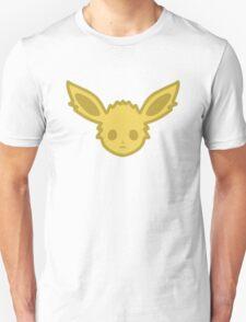 Jolteon Face Unisex T-Shirt