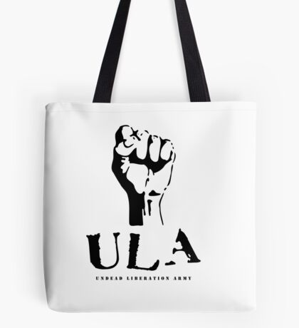 undead liberation army Tote Bag