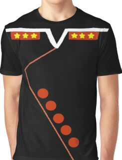 Xingese Red Army Uniform  Graphic T-Shirt