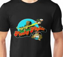 Funky Flights Unisex T-Shirt