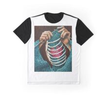 Knitted Love Graphic T-Shirt