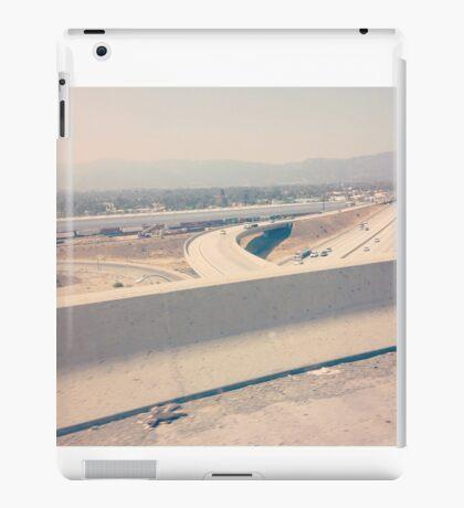 Freeway corona iPad Case/Skin