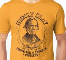 Henry Clay 1844 Presidential Campaign Unisex T-Shirt