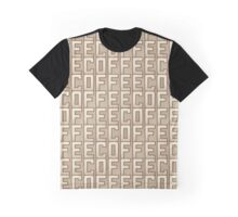 Coffee Overload Graphic T-Shirt