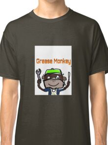 Grease Monkey Classic T-Shirt