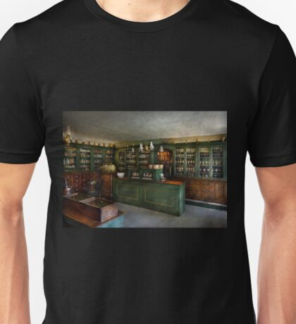 Pharmacy - The Chemist Shop  Unisex T-Shirt