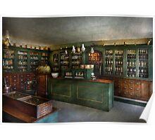 Pharmacy - The Chemist Shop  Poster