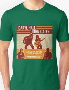 daryl hall & john oates tour 2016 Unisex T-Shirt