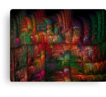 The Strong Fabric Of Dreams Canvas Print