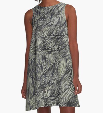 Yoni piece A-Line Dress