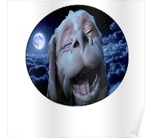 Falcor laughing Poster