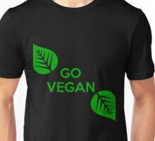 Go Vegan Unisex T-Shirt