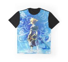 sora in beauty blue Graphic T-Shirt