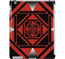 The Red Illusion of Falling iPad Case/Skin