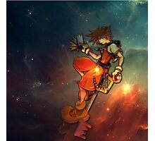 sora lost in void Photographic Print