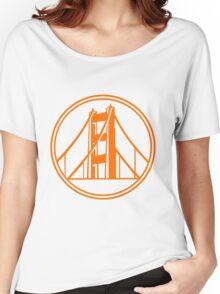 Golden Gate Golden State Women's Relaxed Fit T-Shirt