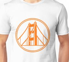 Golden Gate Golden State Unisex T-Shirt