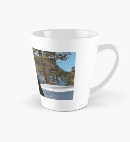 Brother Nathanael: Blank Check Tall Mug