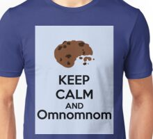 Keep Calm And Omnomnom Unisex T-Shirt