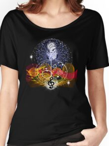 Music heals Women's Relaxed Fit T-Shirt