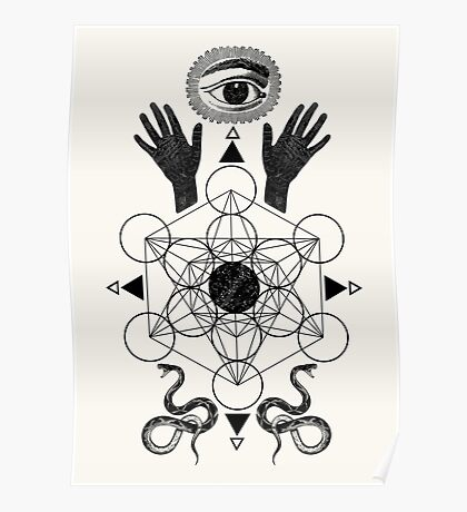 Alchemy of Mind Poster