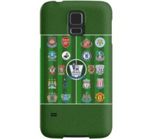 EPL~English Premier League 2014~2015 Samsung Galaxy Case/Skin