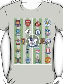EPL~English Premier League 2014~2015 T-Shirt