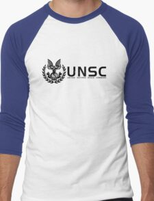 Halo - United Nations Space Command Men's Baseball ¾ T-Shirt
