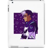 Voltron Squad - Shiro iPad Case/Skin