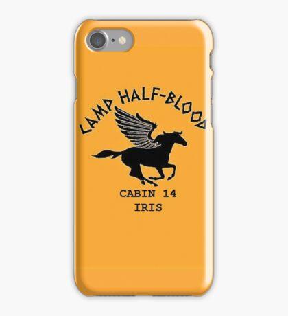 Camp Half-Blood Iris Cabin  iPhone Case/Skin