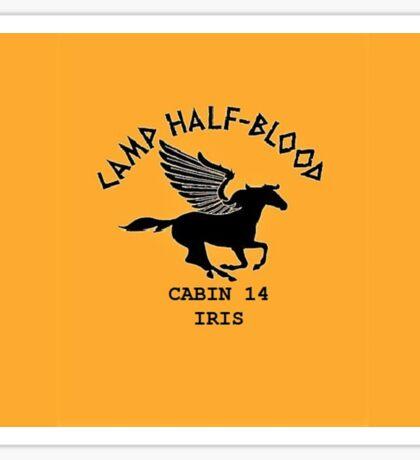 Camp Half-Blood Iris Cabin  Sticker