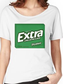 Extra Spearmint Gum Women's Relaxed Fit T-Shirt