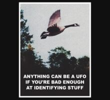 Anything can be a UFO Kids Tee