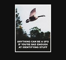 Anything can be a UFO Unisex T-Shirt
