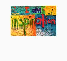 I AM Inspiration - Affirmation Unisex T-Shirt