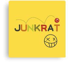 Junkrat Canvas Print
