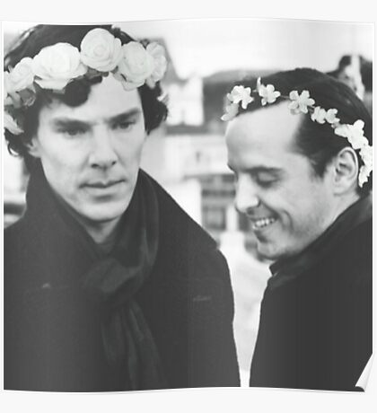 Sheriarty Poster