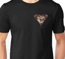 Meh's Gothic Heart (Copper) Unisex T-Shirt