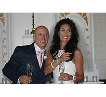 Mia & Matthew Photographic Print