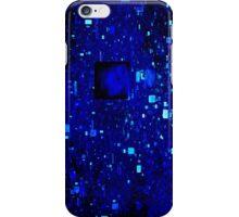 Monolith Cloud in Blue iPhone Case/Skin