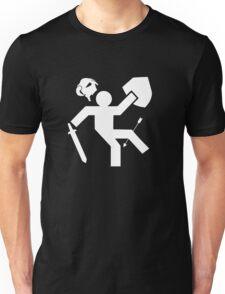 Arrow To The Knee Skyrim Unisex T-Shirt
