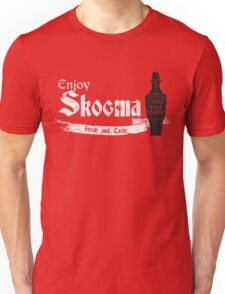Enjoy Skooma: The Elder Scrolls Unisex T-Shirt