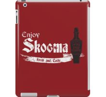 Enjoy Skooma: The Elder Scrolls iPad Case/Skin