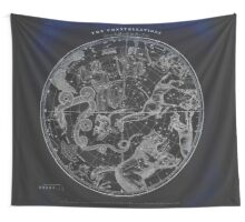 NY, Constellations Wall Tapestry