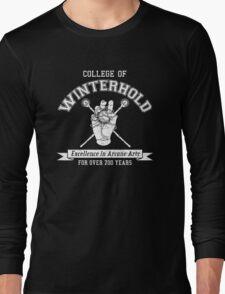 Skyrim - College of Winterhold Long Sleeve T-Shirt