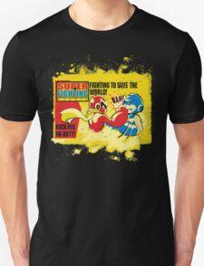 Super Fighting Robots Unisex T-Shirt