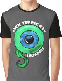 Jack Like A Boss Big Eye Graphic T-Shirt