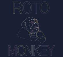 Roto Monkey by TheToolbox