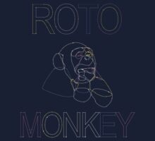 Roto Monkey by Tempered Pixel