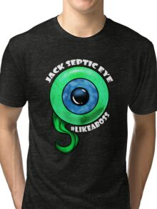 Jack Like A Boss Big Eye Tri-blend T-Shirt